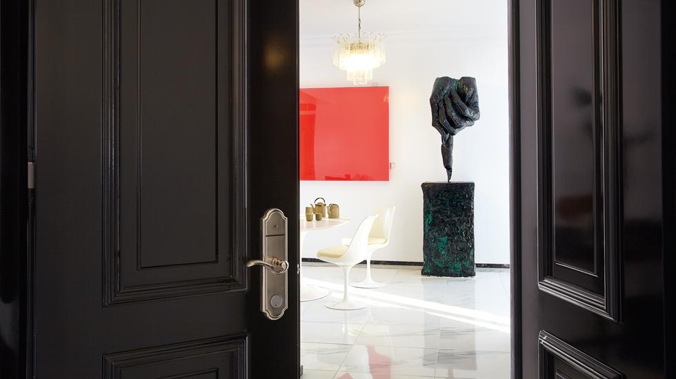 L loft suite pallas athena art boutique hotel for Design boutique hotels athens