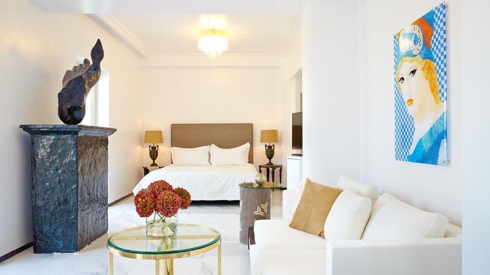 Loft suites athens pallas athena luxury boutique hotel for Design boutique hotels athens