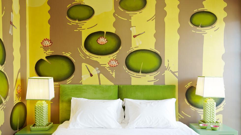 Premium Graffiti Guestrooms in Athens | Pallas Athena Grecotel Boutique Hotel
