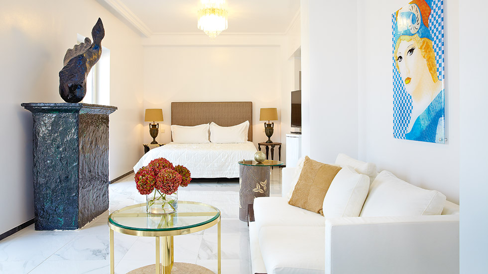Athens Loft Suites Boutique Hotel