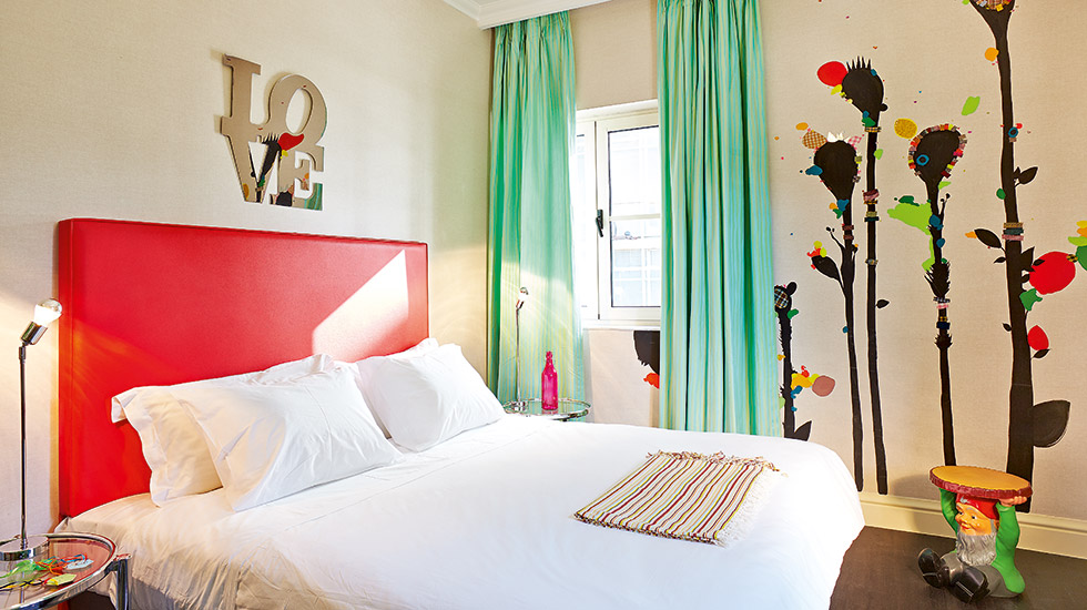 Athens Guest Rooms