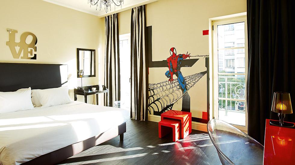 Athens Art Hotel Pallas Athena