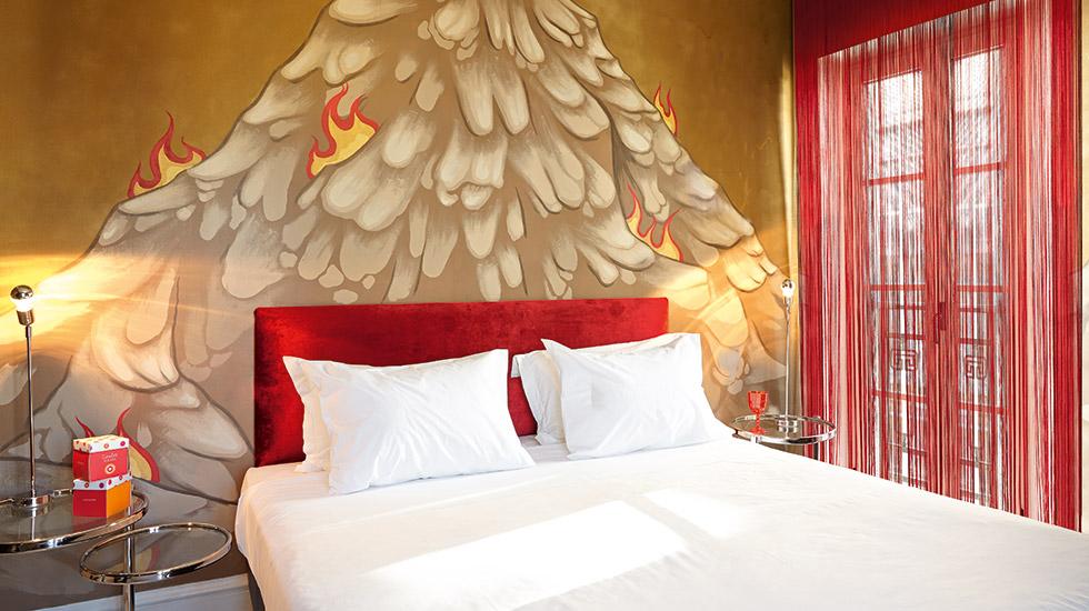 Graffiti Art Guest Rooms Hotels Athens