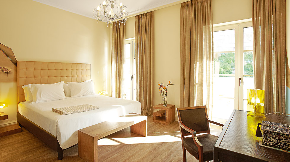 Premium Guest Rooms Pallas Athena Hotel