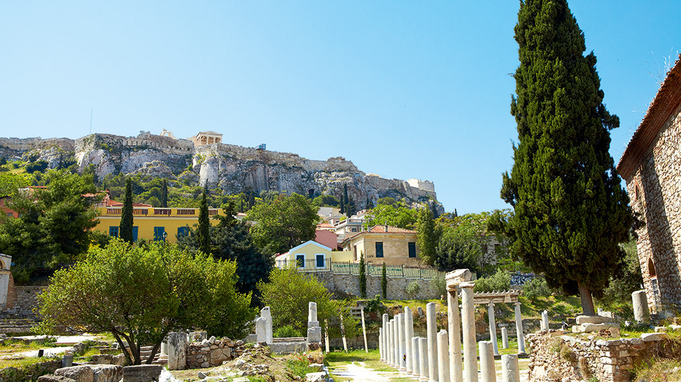 Ancient Sightseeing Athens