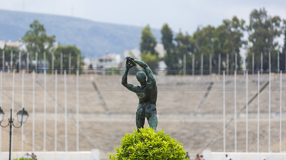 Panathenaic Stadium athens monuments